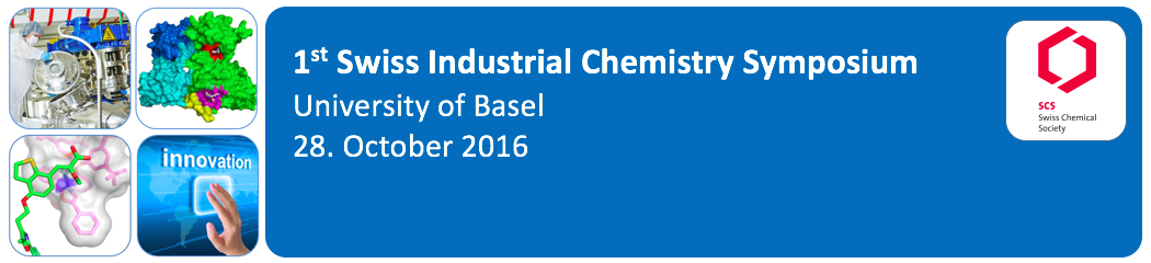 Swiss Industrial Chemistry Symposium 2016